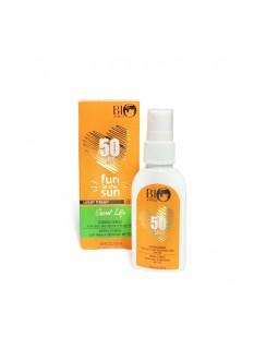 Крем-спрей для лица и декольте SPF 50, 50 мл