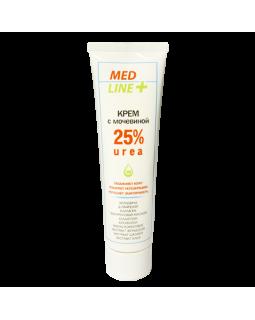 Крем размягчающий MEDLINE, 25% мочевины